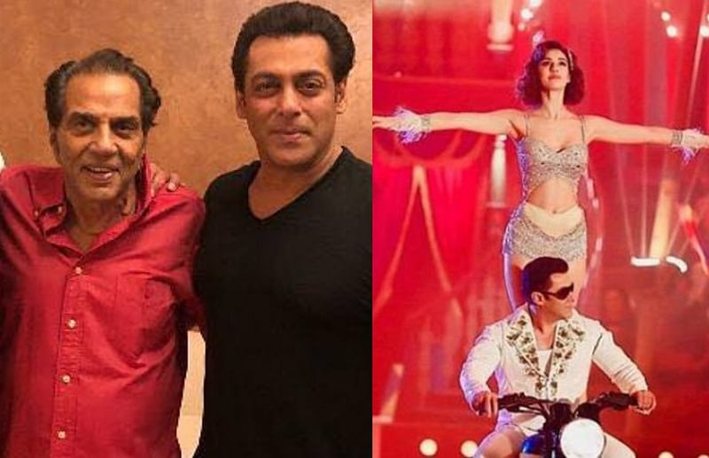 Dharmendra not surprised with Salman's tribute to him inBharat: He always says I'm his role model