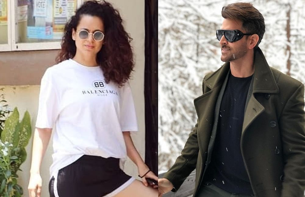 Hrithik postpones 'Super 30' release date to avoid mental trauma, Kangana calls it a sob story