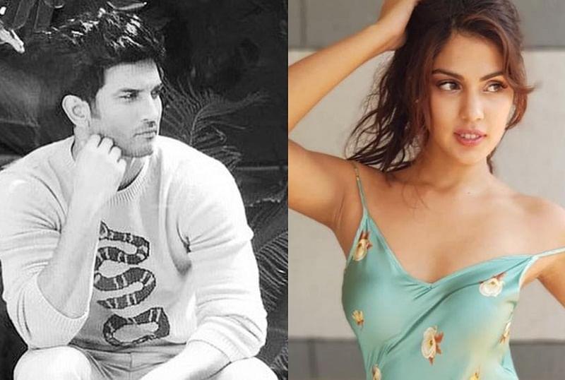 Couple Alert! Sushant Singh Rajput dating Rhea Chakraborty?