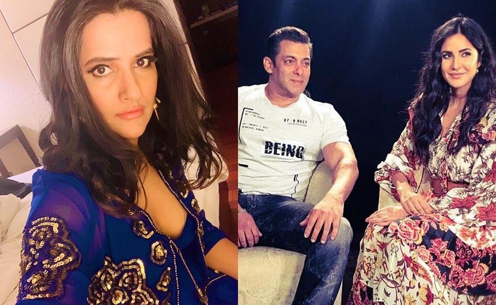 Priyanka Chopra has real men to hang out with: Sona Mohapatra slams Salman Khan for ridiculing the actress over 'Bharat' exit
