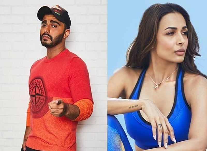 Arjun Kapoor reacts to troll saying, 'You hate your father's second wife, but dating Malaika Arora'