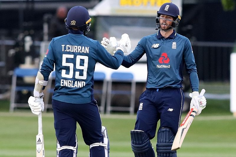 Debutant Ben Foakes shines as England beat Ireland by 4 wickets in lone ODI