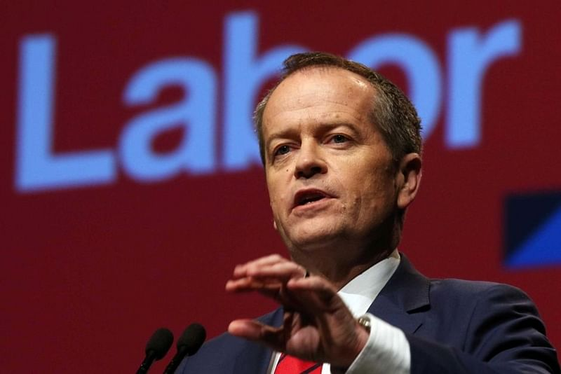 Labour leader concedes, resigns after shock poll defeat