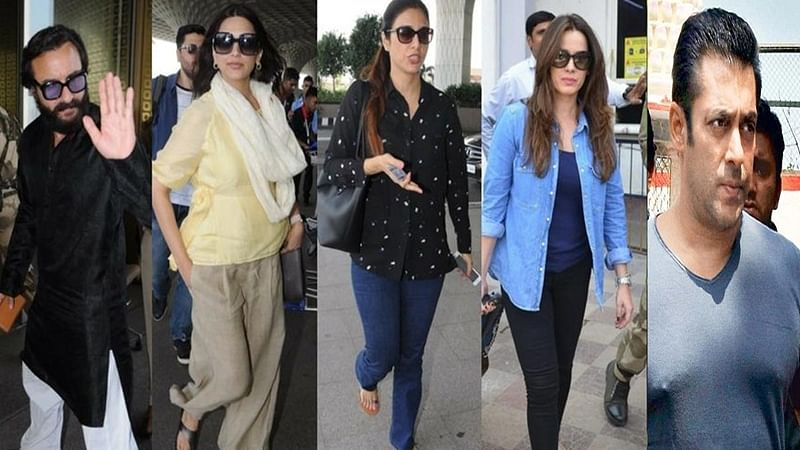 Blackbuck poaching case: Fresh Notices to Sonali Bendre, Tabu And Saif Ali Khan