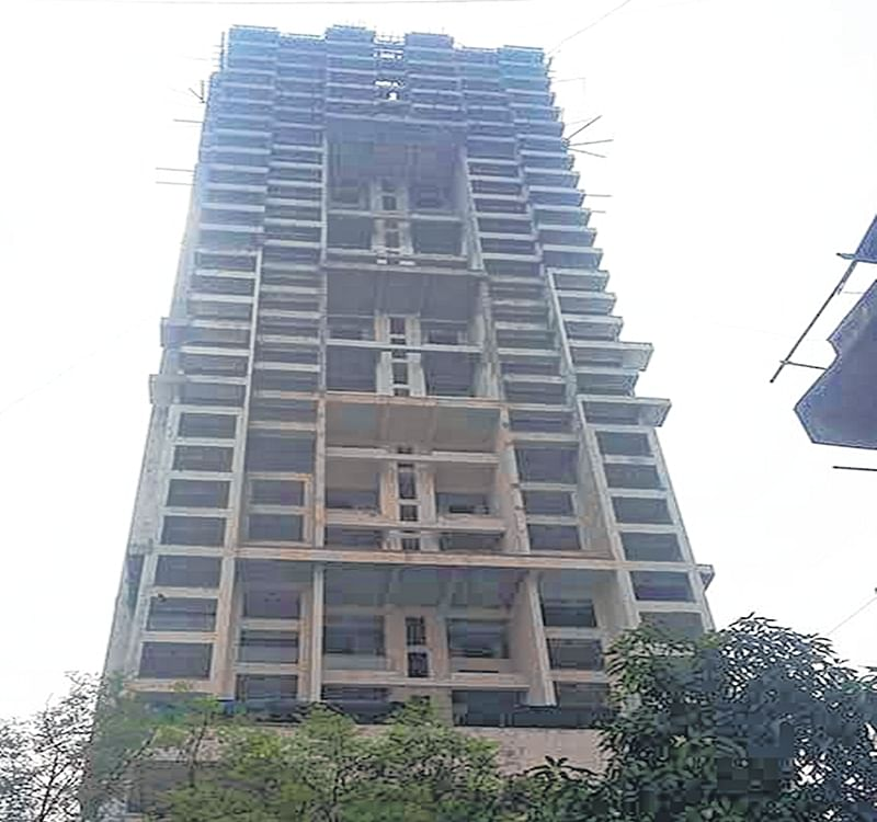 23 buildings 'most dangerous' in South Mumbai