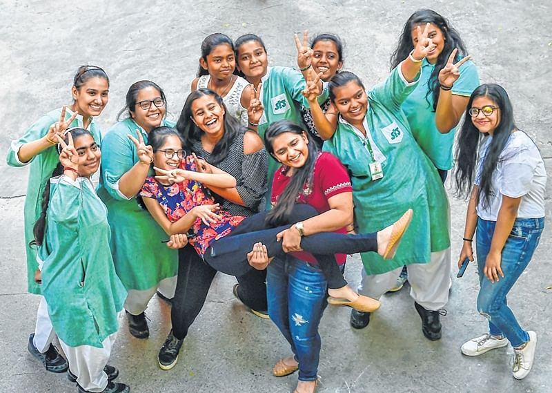 Girls outshine boys in CBSE Class 10; 13 students share first rank