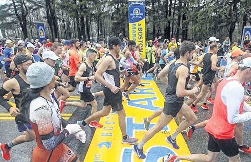 Bikes, shortcuts, bibs for cash: Rampant cheating by Chinese marathoners
