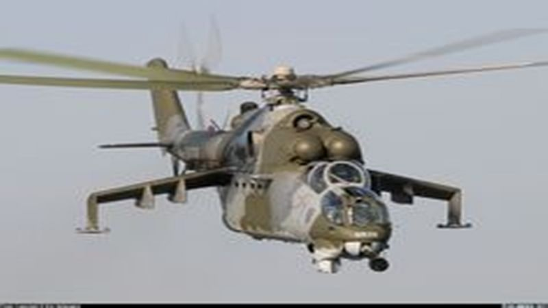 India delivers first pair of Mi-24 choppers to Afghanistan