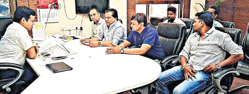 Indore: Congressmen wants admin to begin rain water harvest drive