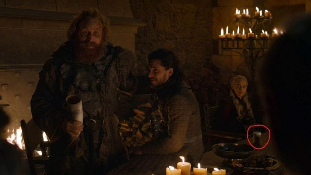 Game of Thrones Season 8 Episode 4: Twitter finds Starbucks cup in Winterfell