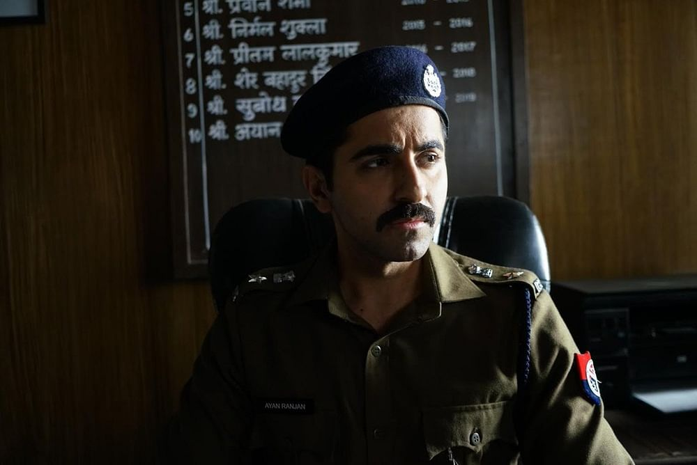 Article 15: Ayushmann Khurrana in a super captivating new poster