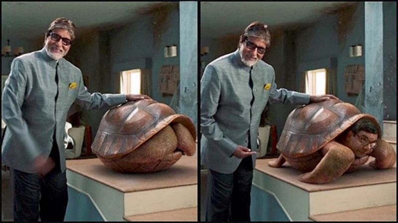 Mumbai Police has a hilarious yet important take on Amitabh Bachchan's recent commercial