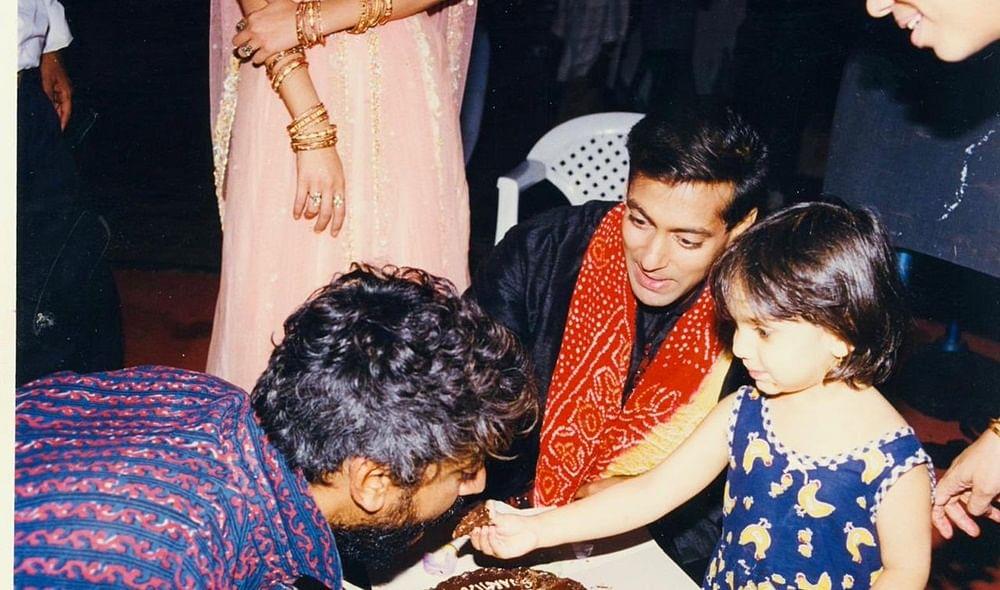Salman Khan's recent tweet has an Aishwarya Rai Bachchan connection