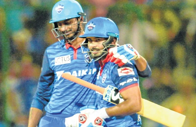 All over for Rajasthan Royals