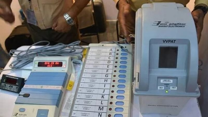 Of nearly 20,600 paper trail machine results, 12,480 matched with EVMs so far: EC sources