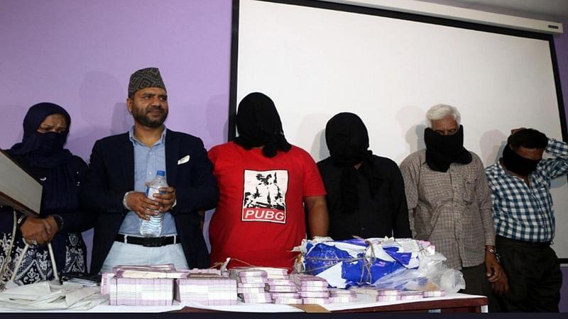 Nepal Police arrest fake currency kingpin Yunus Ansari, 3 Pak nationals