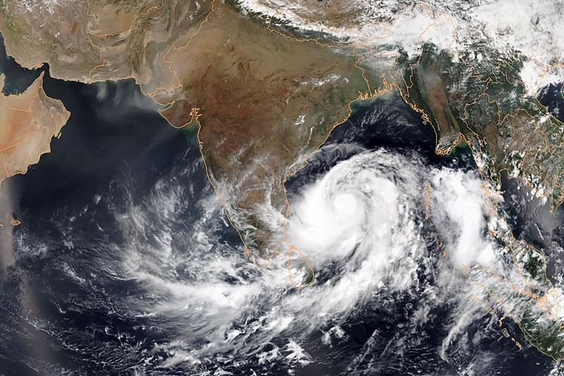 Cyclone Fani Live Updates: Heading towards West Bengal and from there it is likely to move towards north-east