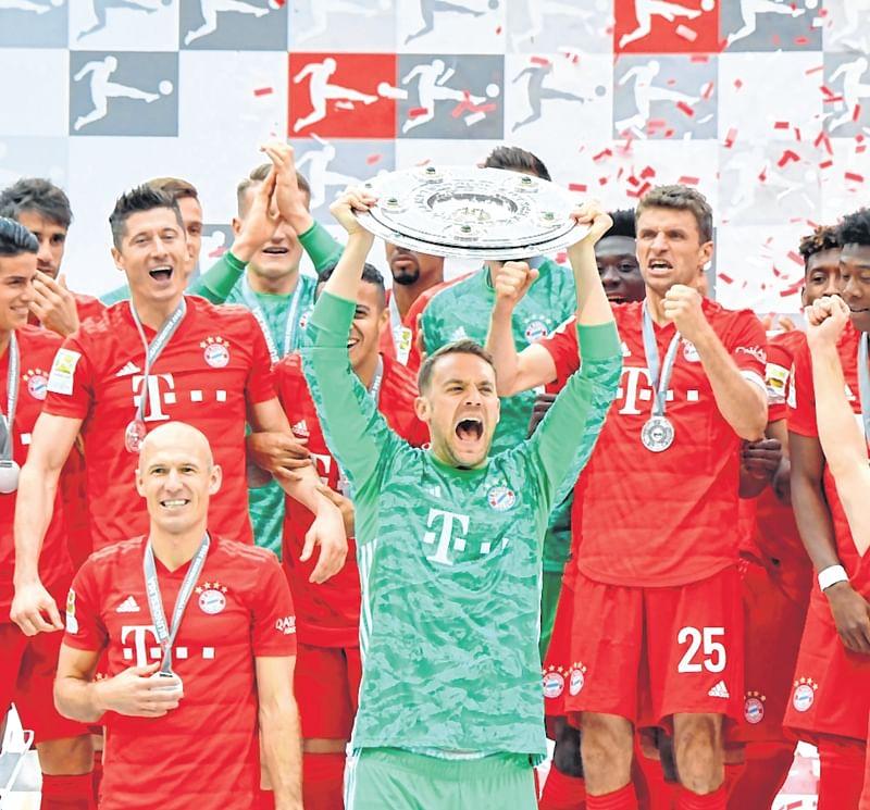 Fairytale farewell for Arjen Robben, Franck Ribery