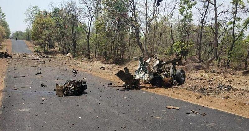 Gadchiroli attack: Top Naxals Ganapathy, Basavraj named in FIR