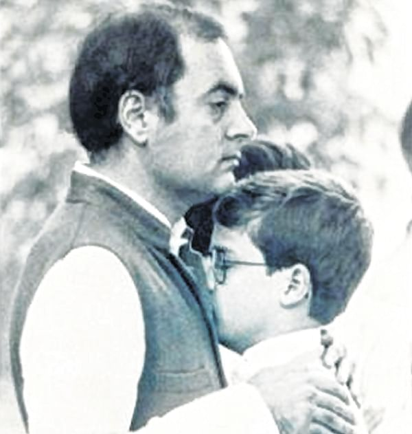 PM Narendra Modi drags late Rajiv Gandhi into campaign in bid to counter Rahul's 'Chowkidar Chor Hai' refrain