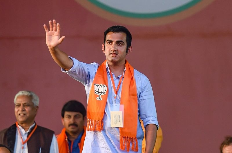 Gautam Gambhir sends defamation notice to Arvind Kejriwal, Manish Sisodia and Atishi Marlena
