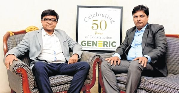Generic Engineering Construction: Name is 'Generic' but work is distinct