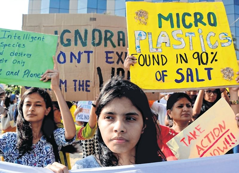 Know about global warming before family planning, says environmental activists