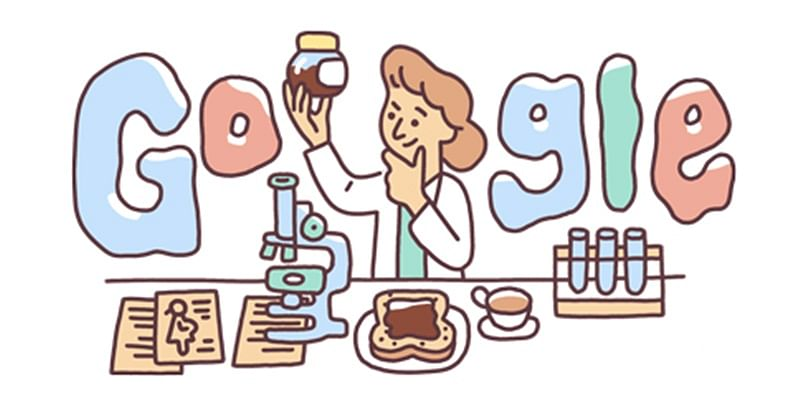 Google honours Lucy Wills who gave birth to folic acid