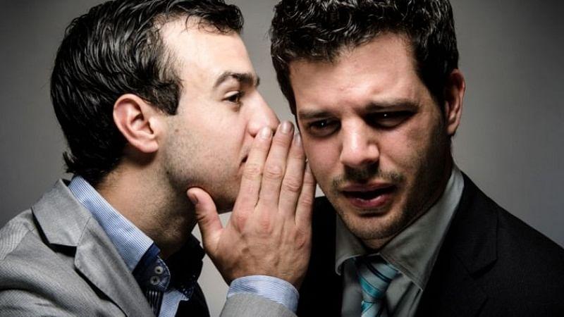 Men love gossiping, too