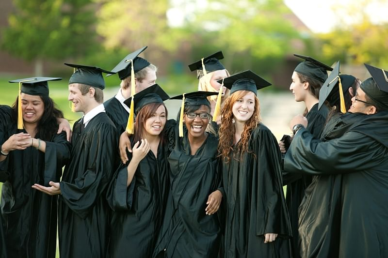 Higher education is good for the hear