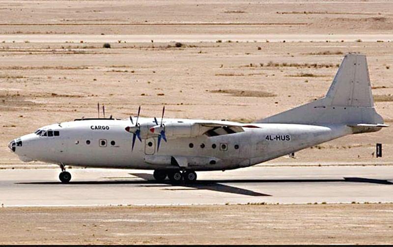 IAF releases plane coming via Karachi