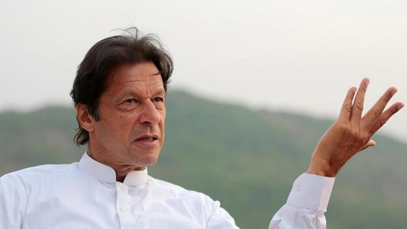 Economic projects are being targeted: Imran Khan