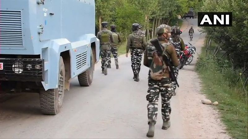 Jammu and Kashmir: Security forces exchange fire with terrorists in Shopian