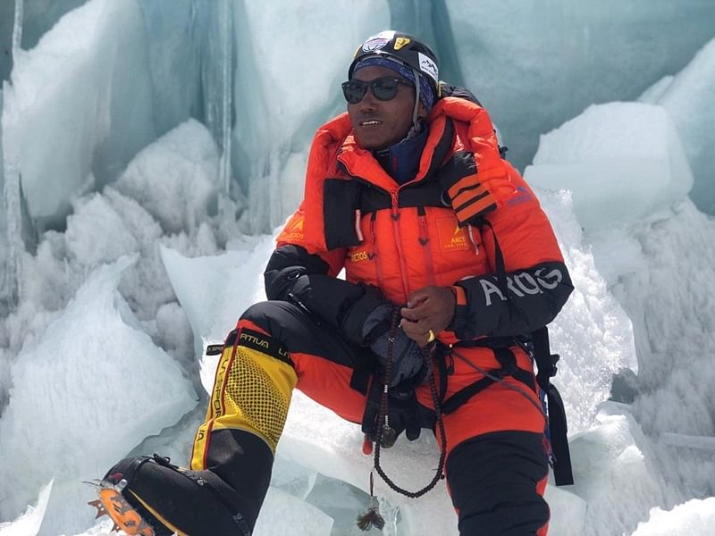 Sky High! Kami Rita Sherpa climbs Mt Everest for record 24th time