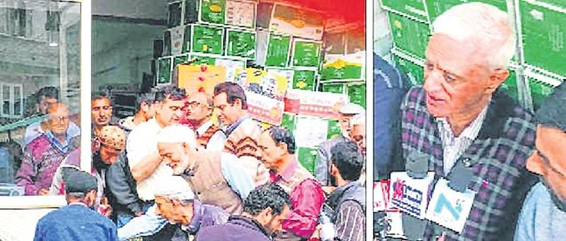 29 years on, Kashmiri Pandit reopens shop in Srinagar