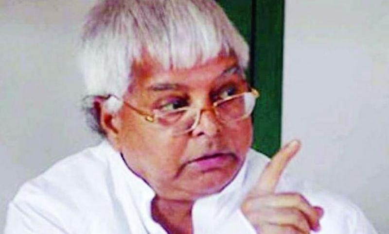 Rahul's offer to resign suicidal: Lalu Prasad