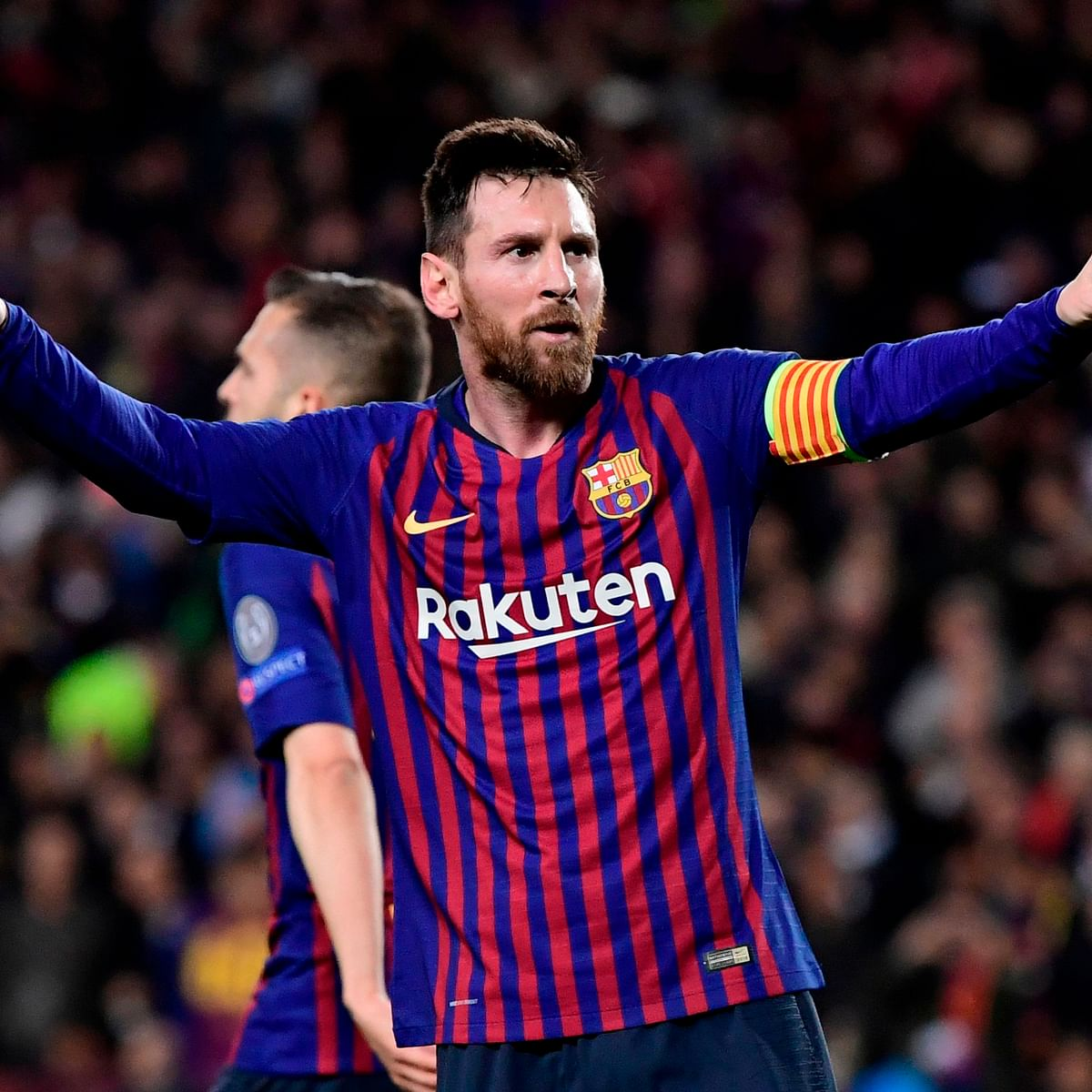 'He's a magician': Twitter reacts to Lionel Messi's solo goal against Napoli in Champions League round-of-16 fixture