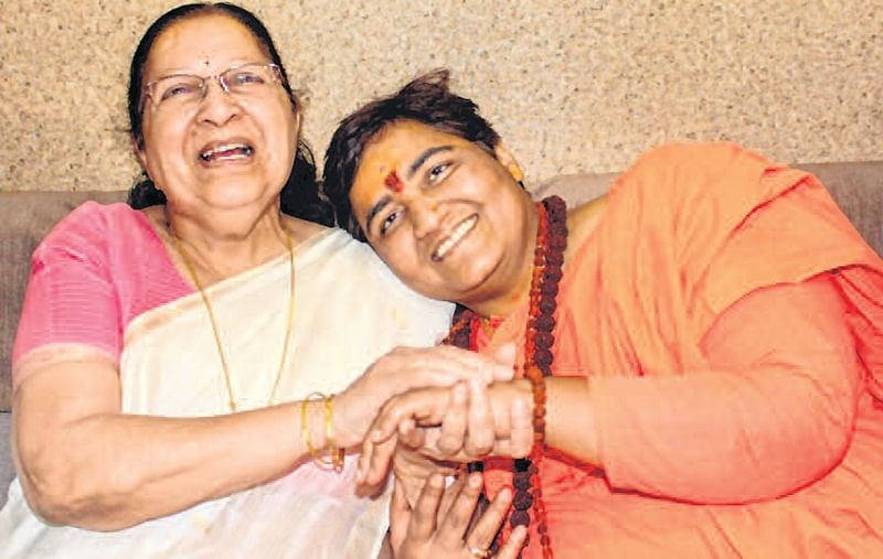 Bhopal: After Sadhvi Pragya Thakur, now Sumitra Mahajan raises questions on Hemant Karkare