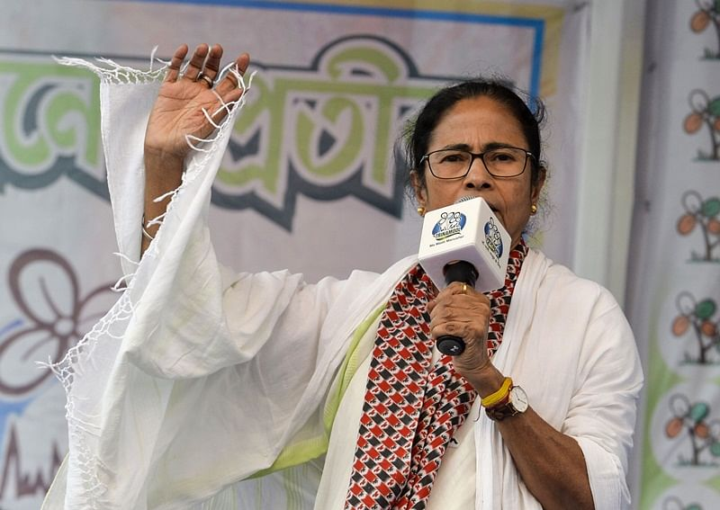 Mamata Banerjee draws parallel between Quit India movement, fight against Narendra Modi