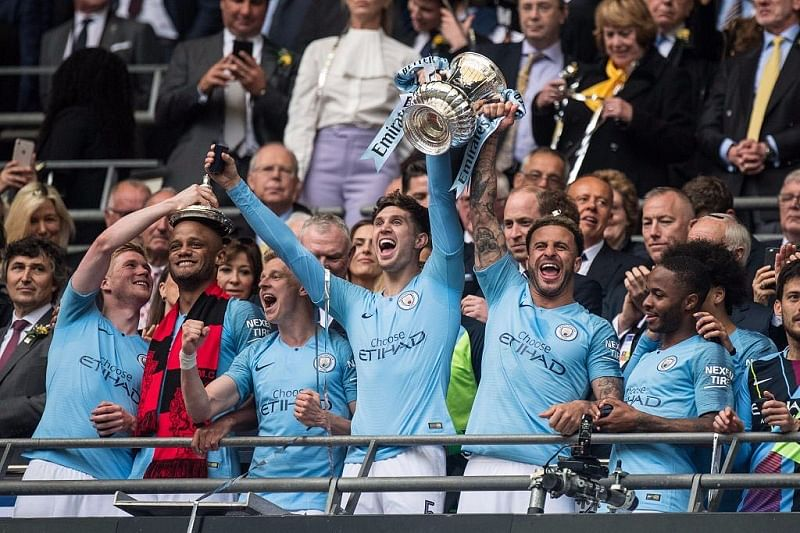 FA Cup: Manchester City thrash Watford 6-0 in final to bag 3rd domestic title after EFL, EPL