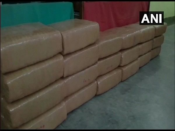 West Tripura: 1 person arrested for possessing marijuana