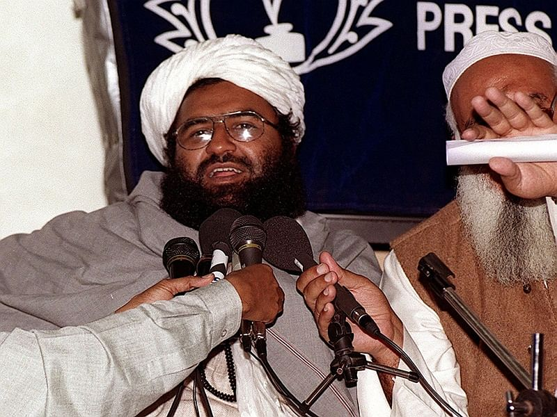 Pakistani agencies hiding Masood Azhar in a safe house in Islamabad: Sources