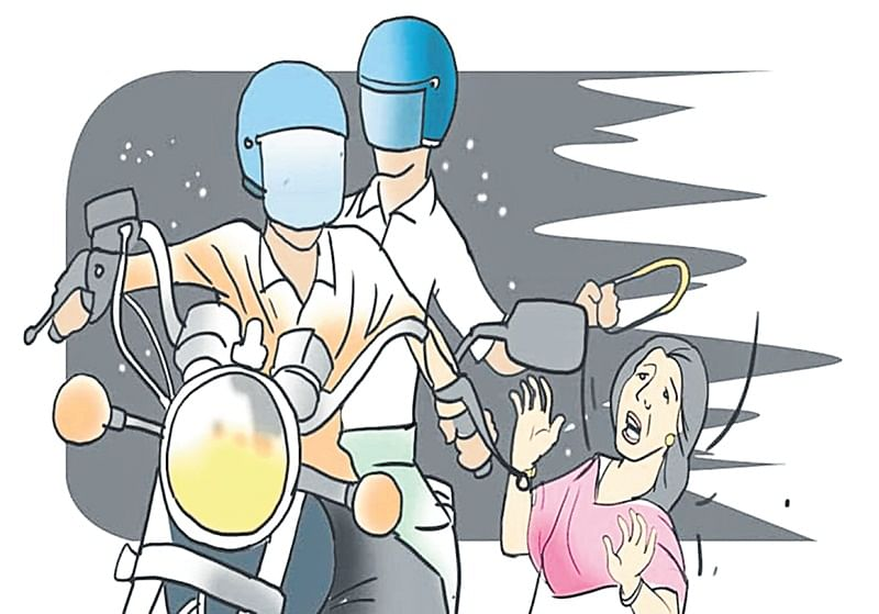 Mumbai: Chain snatchers strike at will, cops clueless