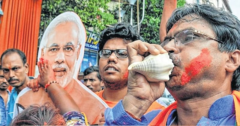 Transfer of Left votes helps BJP breach Mamata Banerjee's fortress