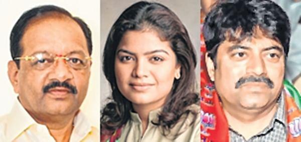 Mumbai and Thane are awash in saffron