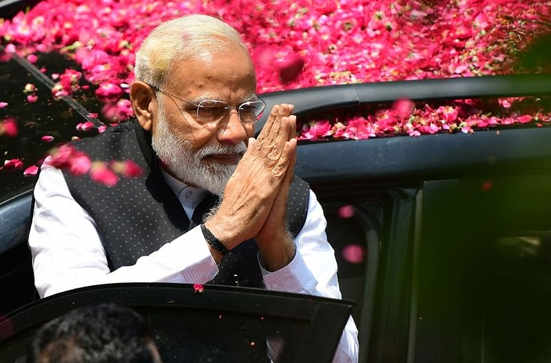 EC gives clean chit to PM Narendra Modi in two more speeches