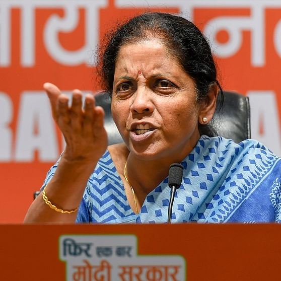 'Matter of shame' that Rahul Gandhi spoke forgetting dignity of women: Nirmala Sitharaman