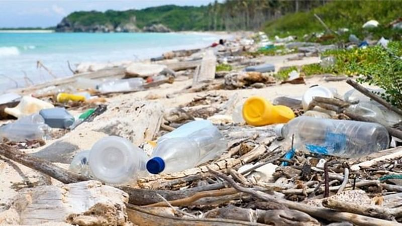 414 million plastic pieces found on Indian islands
