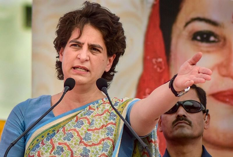 Uttar Pradesh: Priyanka Gandhi reprimands Congress workers for not giving their best in Lok Sabha polls