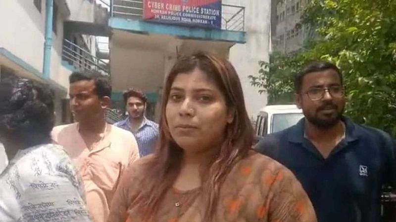 'Why was Priyanka Sharma not released immediately?' SC censures West Bengal government over meme controversy